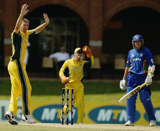 Glenn McGrath is the most successful bowler in World Cup history