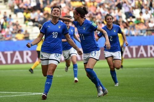 Jamaica v Italy: Group C - 2019 FIFA Women's World Cup France