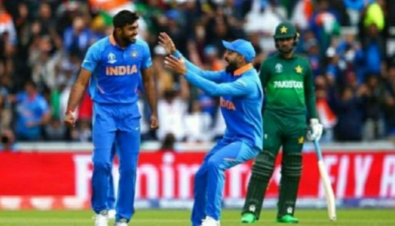 Vijay Shankar joins elite list after picking a wicket on his very first WC delivery