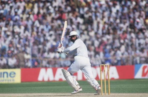 Navjot Singh Sidhu knock of 73 kept India in the chase