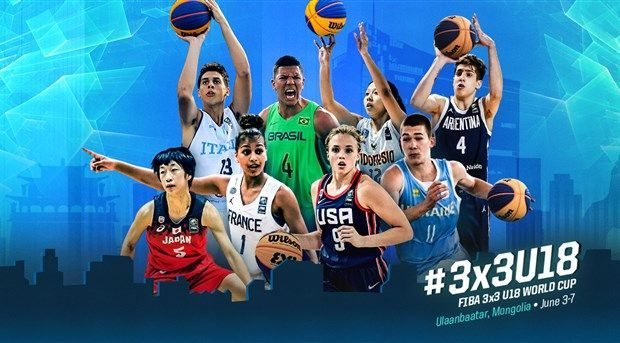 FIBA 3x3 U18 World Cup is all set to tip off at Ulaanbaatar, Mongolia from June 3, 2019