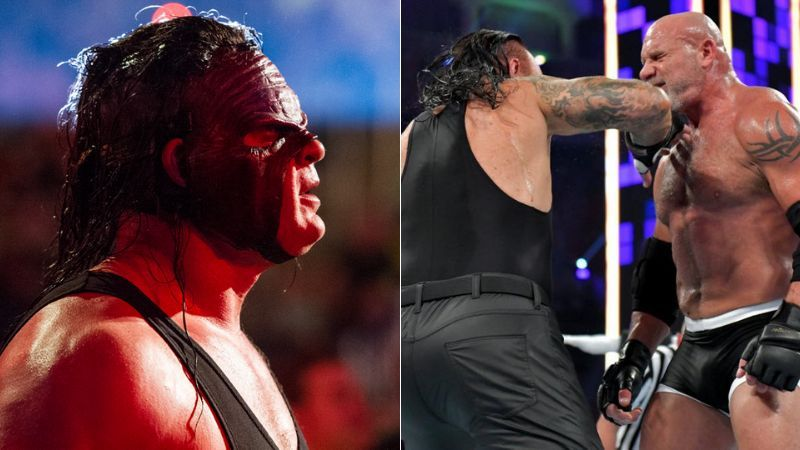 Kane did not compete at WWE Super ShowDown