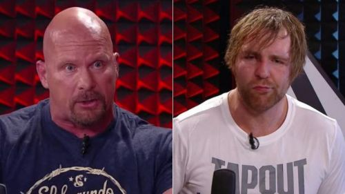 Jon Moxley was the final guest on The Stone Cold Podcast