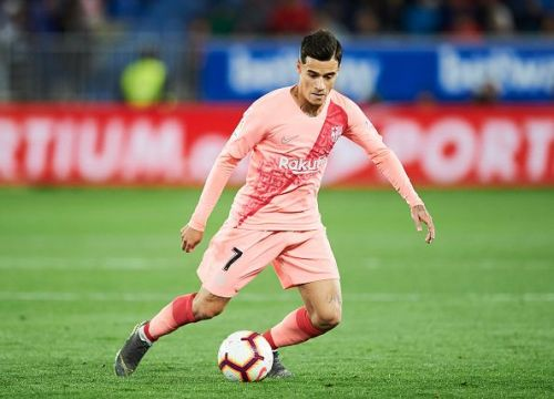 Coutinho could be on his way out of Barcelona this summer