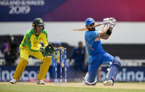 ICC Cricket World Cup 2019 - Indian Best Batsman Virat Kohli