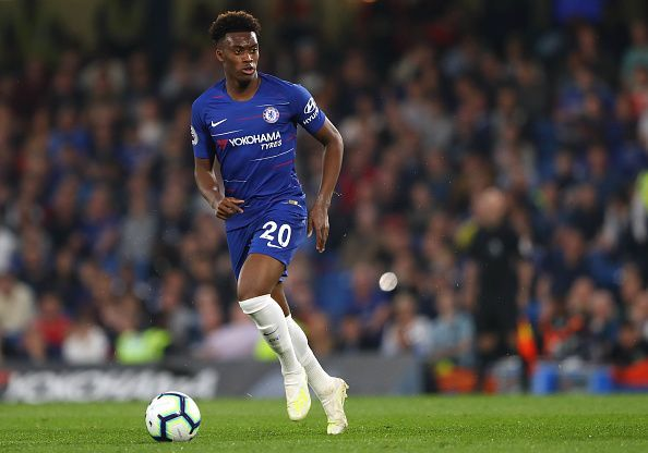 Chelsea have reportedly rejected a fourth bid from Bayern Munich for Callum Hudson-Odoi.