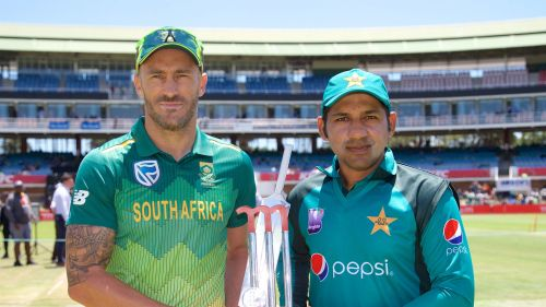 Pakistan and South Africa will be up against each other for the fifth time in the history of the tournament