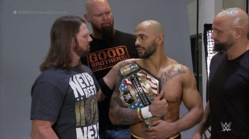 Ricochet has his first challenger lined up
