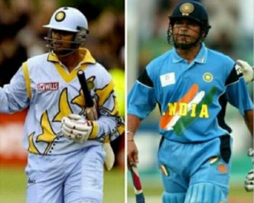 India's World Cup jerseys' have evolved over the last few years