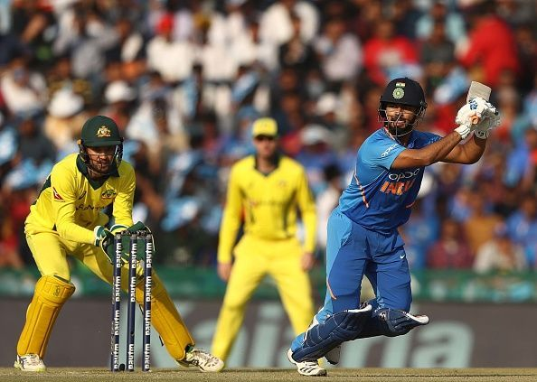 Rishabh Pant is the only left-handed specialist batsman in India