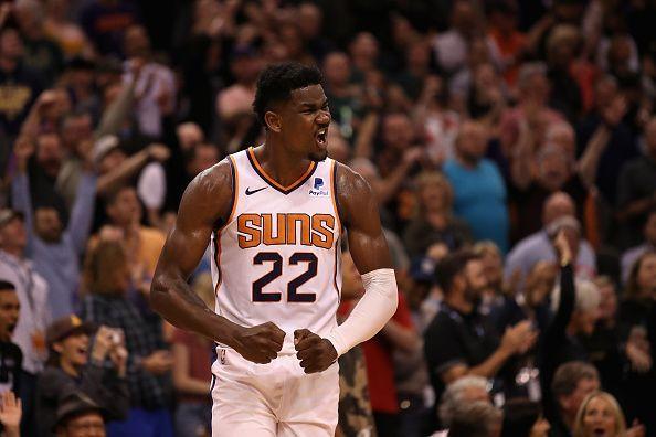 Phoenix Suns chose Ayton at #1 in 2018
