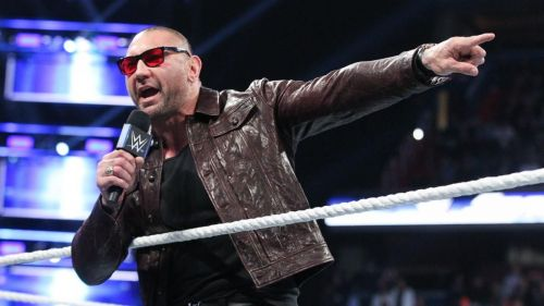 Batista made his return in 2018 after four years away from WWE