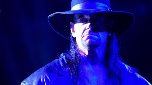The Undertaker had some choice words for Goldberg on RAW