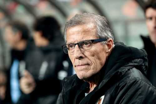 Oscar Tabarez would be looking to lead Uruguay to Copa America glory for the second time