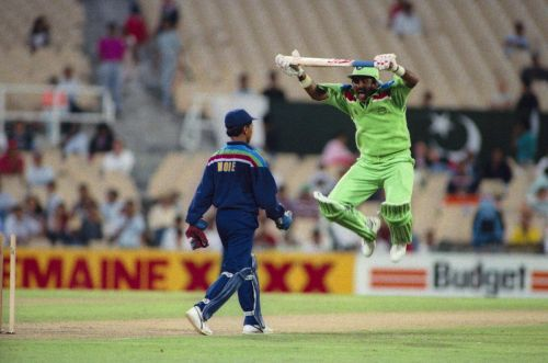 One of the long-lasting memories of India-Pakistan encounter