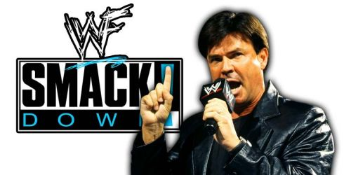 Eric Bischoff will be in charge of the creative on Smackdown.