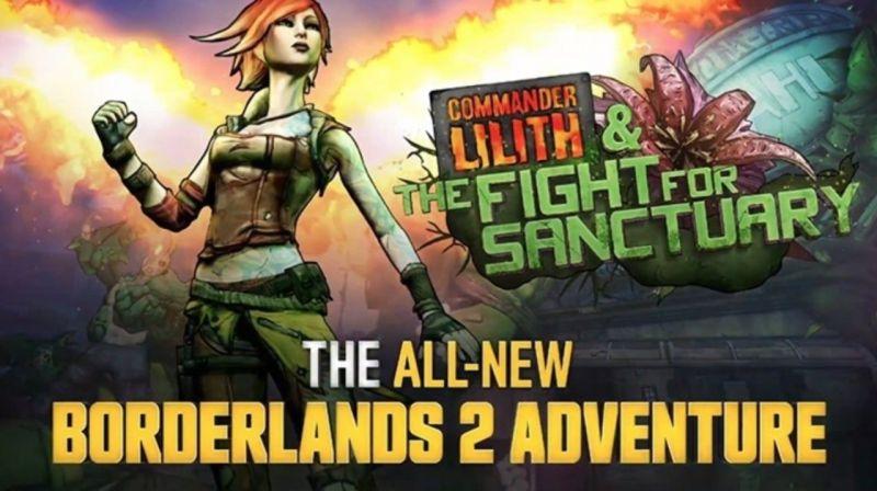 Borderlands News: E3 Trailer announces new free DLC for