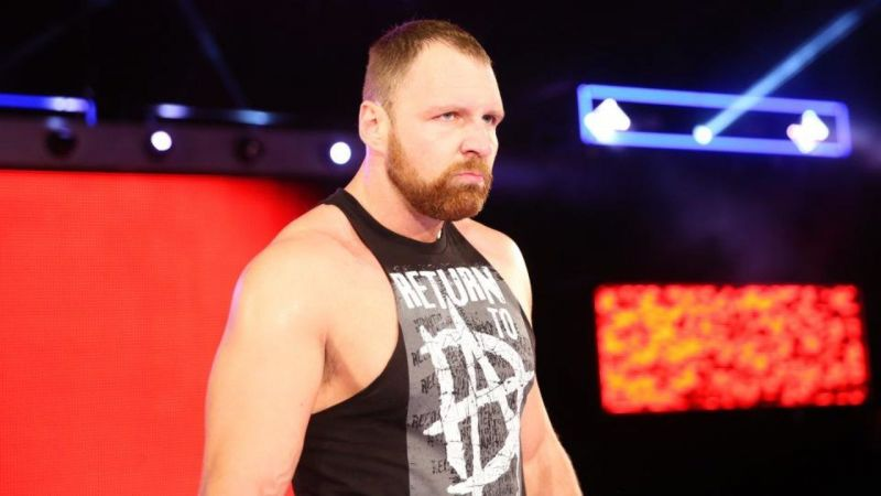 Dean Ambrose was a midcarder at best.