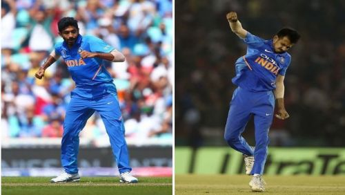 Bumrah and Chahal rattled the South African innings with their splendid bowling