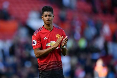 Marcus Rashford has signed a new mega-deal with Manchester United