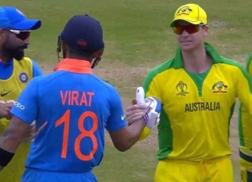 The Indian captain Virat Kohli didn't like their unhealthy action and asked them to cheer for the Indian Team instead of booing the 30-year-old batsman.