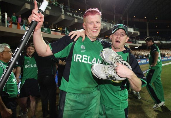 Ireland hold a unique record in the Cricket World Cup