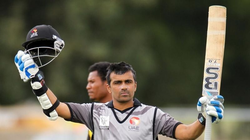Khurram Khan represented the United Arab Emirates in the 2015 World Cup
