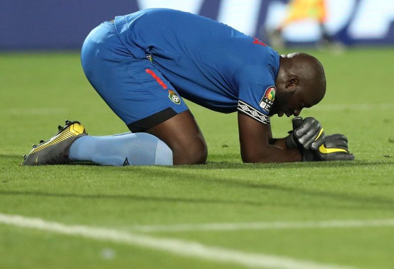 The Zimbabwe keeper had a remarkable outing in his side