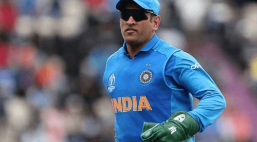 Following ICC's decision, MS Dhoni will no longer be able to have the insignia embossed on his gloves