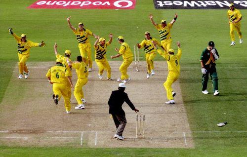 The greatest ODI in Cricket history?