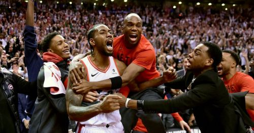 Raptors ran into all sorts of trouble all throughout the postseason.