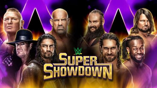 Super Showdown was an event you either enjoyed or disliked.