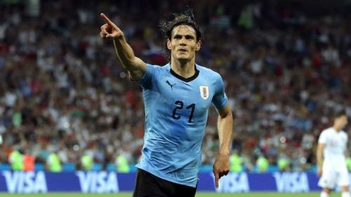 Cavani is better shaped to eclipse Suarez again this year