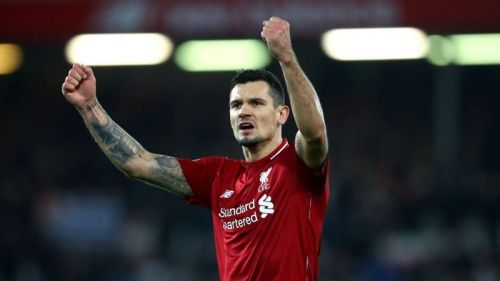 Lovren should be one of the players leaving Liverpool this summer.