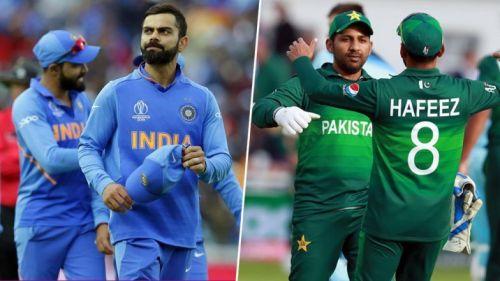 India vs Pakistan- Who will win this titular clash?