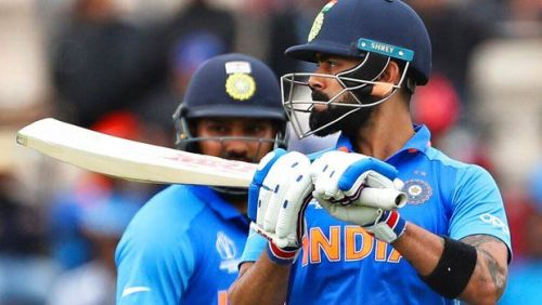 Rohit Sharma and Virat Kohli will be key to India's chances in the World Cup