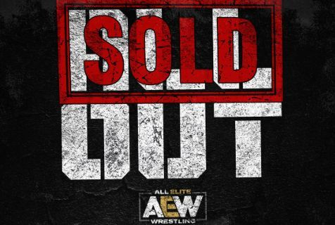 Another 10,000 seat sell out (Courtesy: AEW)