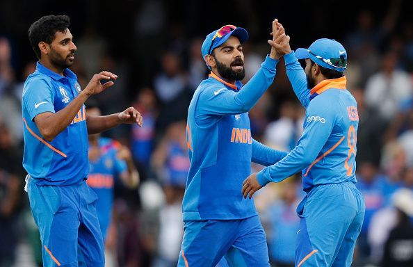 India will be eyeing a hat-trick of wins