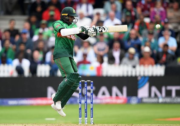 Shakib has been in fine form for Bangladesh