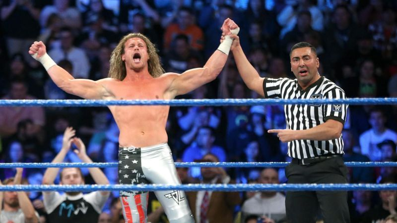 Will Dolph Ziggler be victorious in The Middle East?