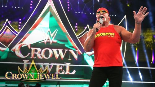 Hogan hosted last year's Crown Jewel event.