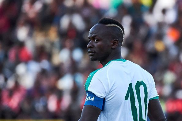 Sadio Mane will play a key role in Aliou Cisse