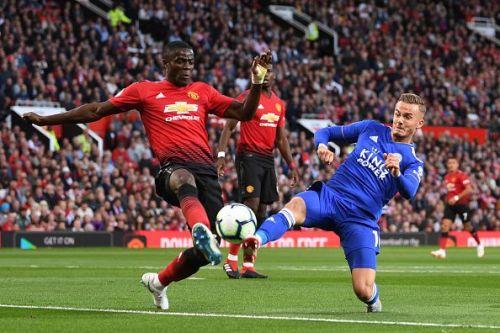 Manchester United v Leicester City - Premier League