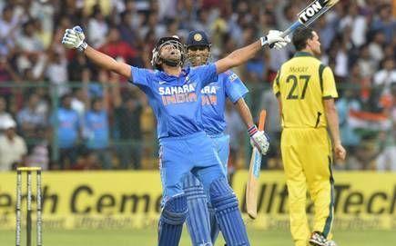 Rohit Sharma's 209 is the highest individual score in India vs Australia ODIs.