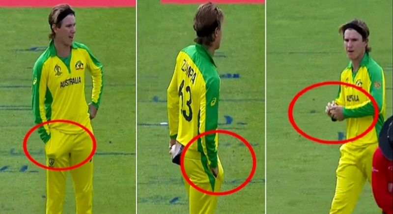 ICC World Cup 2019: Finch clarifies Zampa was not tampering with the ball