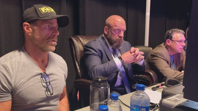 Triple H is the biggest decision-maker in NXT