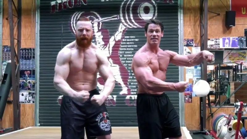WWE is truly blessed to have elite athletes such as Sheamus, John Cena, etc represent the company worldwide