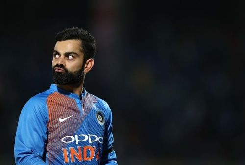 Virat Kohli's men will have a task on their hands