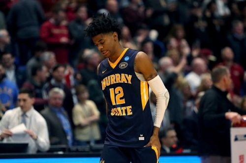 Ja Morant is one of the top prospects in the draft
