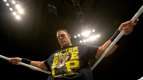 John Cena is one of the most successful WWE Superstars of all time